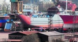 Stocznia MW w Gdyni: wniosek o postępowanie układowe