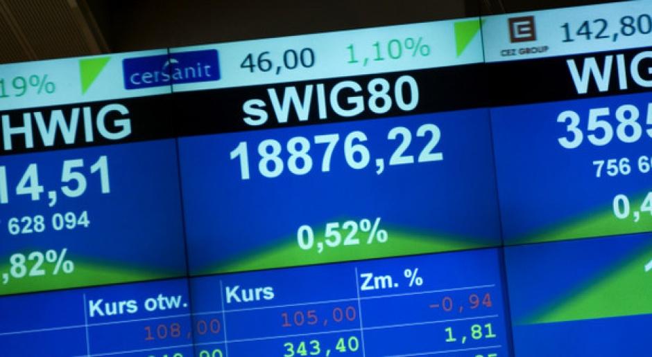 GPW pierwsza w regionie pod względem obrotów i kapitalizacji w 2009
