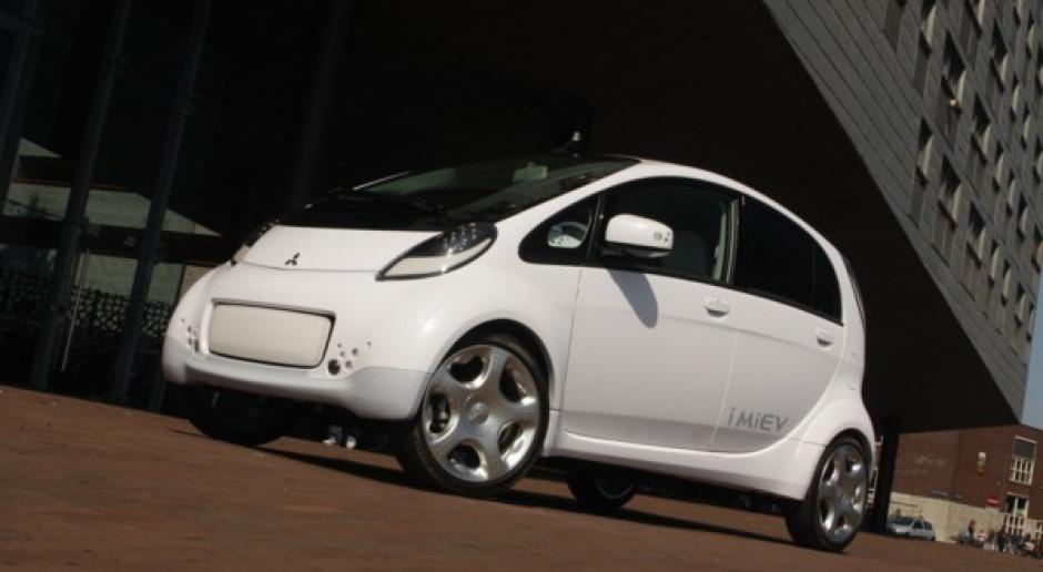Elektryczny Mitsubishi i-MIEV w Polsce