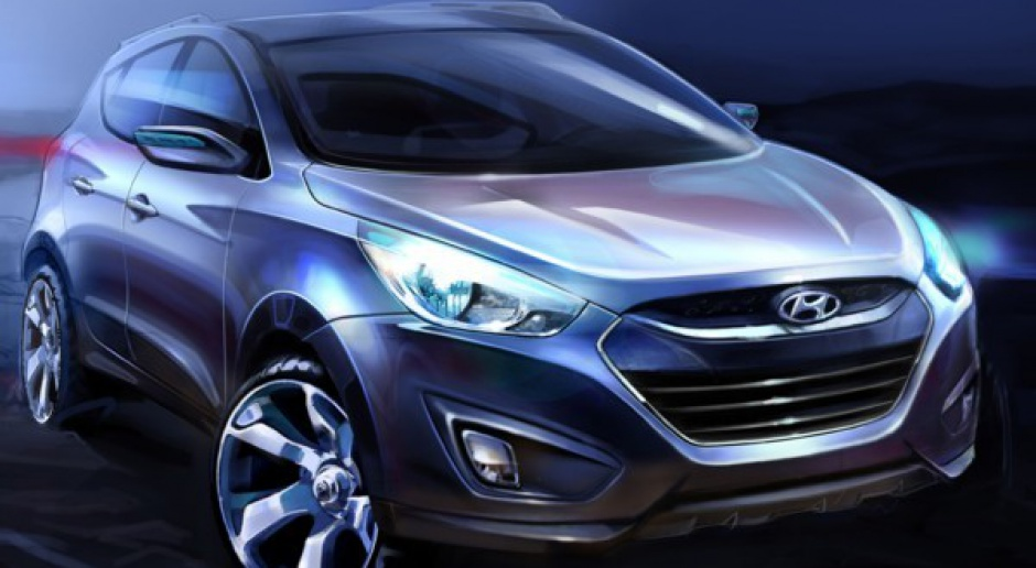 Hyundai pokaże następcę Tucsona