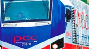 PCC Intermodal na giełdzie w październiku