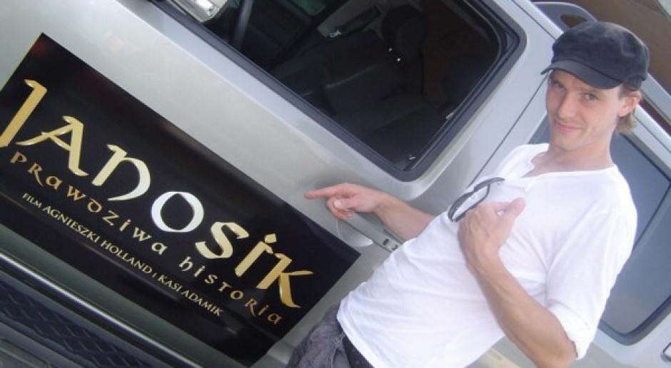 Janosik w Nissanie