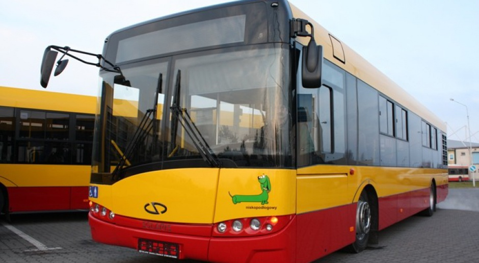 Kobiety na... autobusy