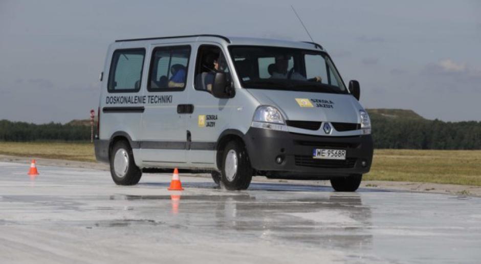 Szkolenie kierowców floty Renault na EuroBasket 2009