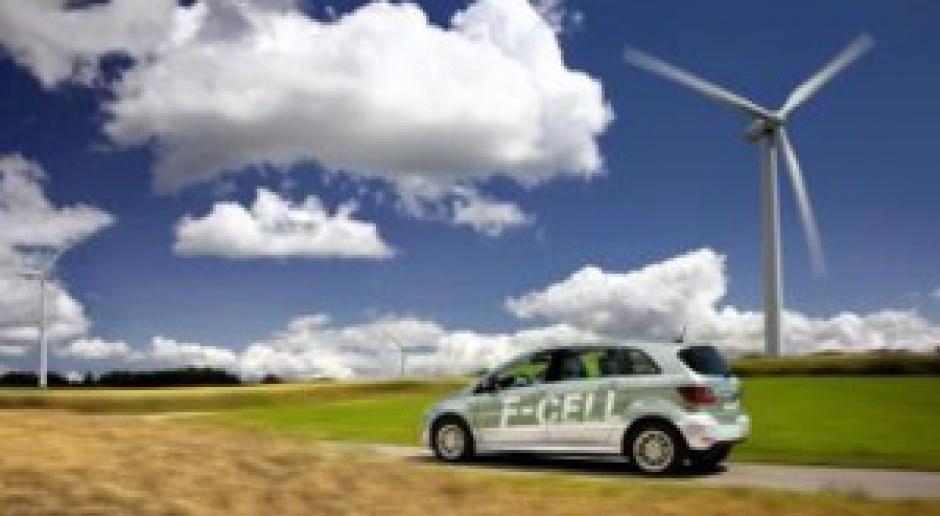 Zero emisji Mercedesa Klasy B
