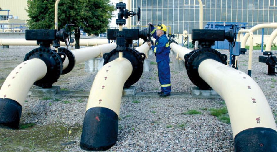 Gaz - paliwo silnie polityczne