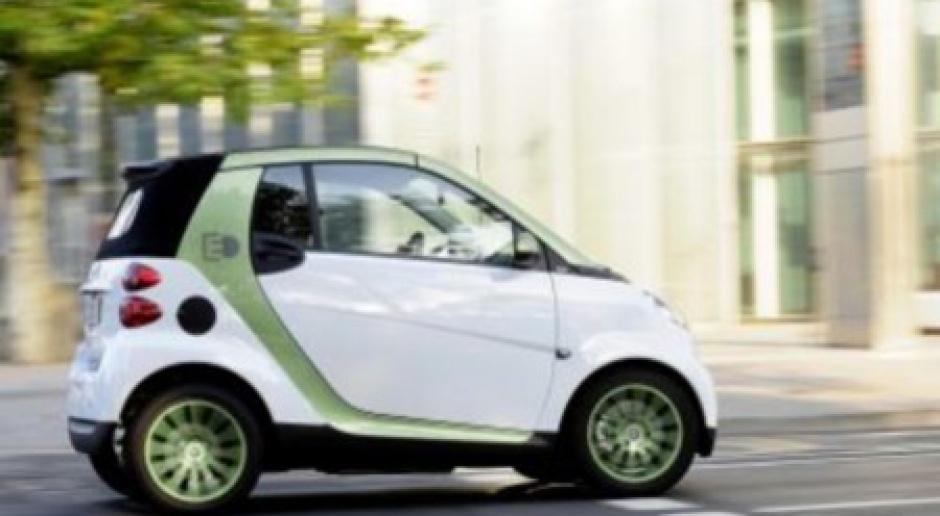Elektryczny smart wchodzi do produkcji seryjnej