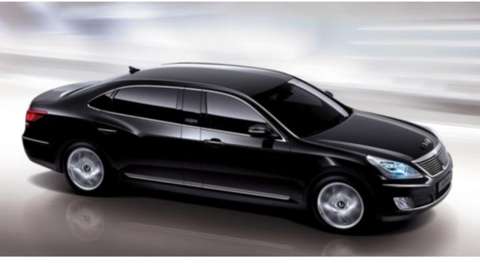 Hyundai Equus: rozmiar ma znaczenie