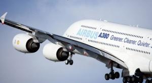 Pierwszy lot Airbusa A380 Air France