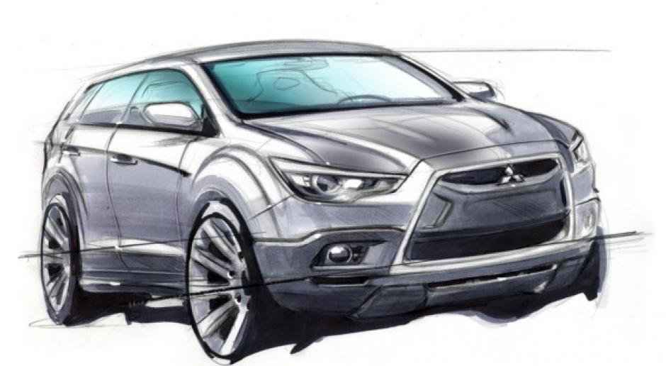 """Nowy crossover Mitsubishi - mówią na niego """"rewolucja"""""""