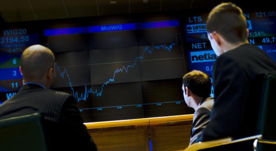 Koniec spadku zysków giełdowych spółek?