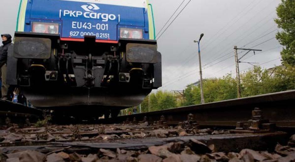 PKP Cargo: wjeżdżanie na górkę