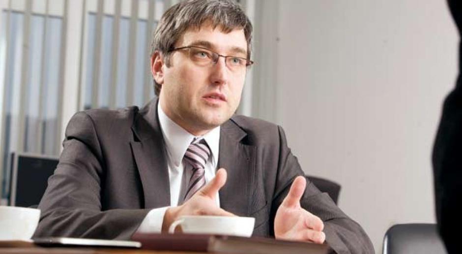 Prezes ARP o restrukturyzacji przedsiębiorstw i sprzedaży stoczni