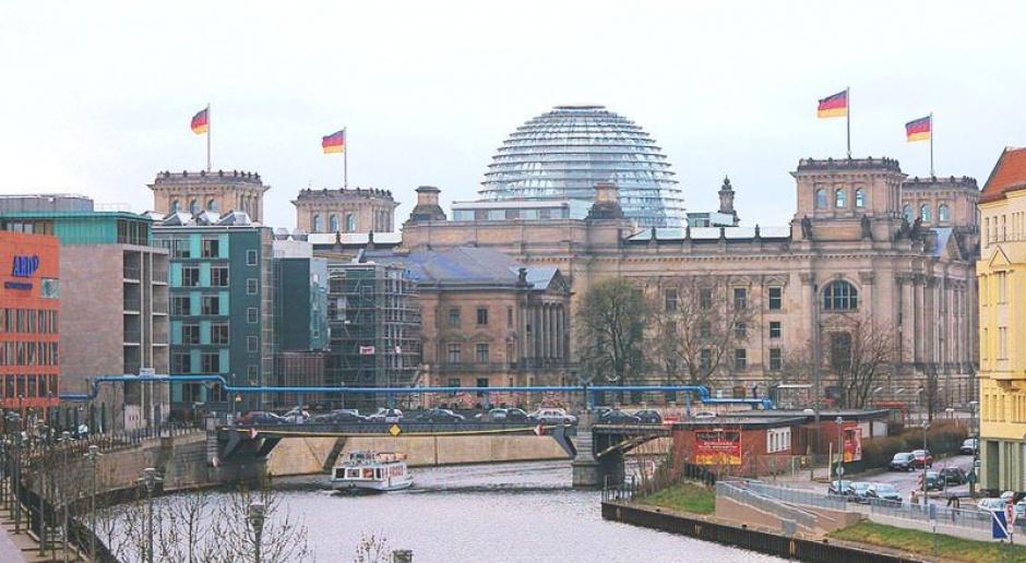 Niemiecka gospodarka wychodzi na prostą