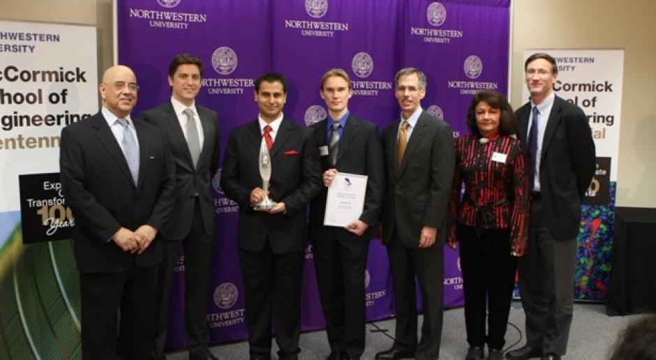 Boeing nagrodził młodych inżynierów