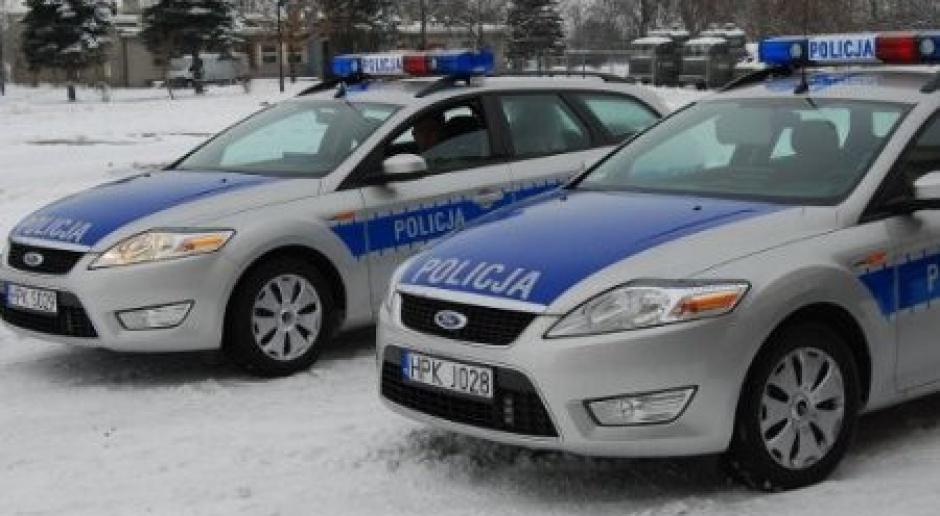 Radiowozy, quady i motocykle dla podkarpackiej policji