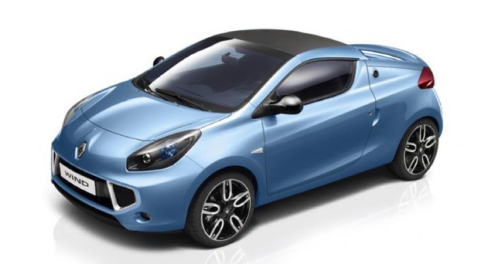 Roadster mieszczuch od Renault