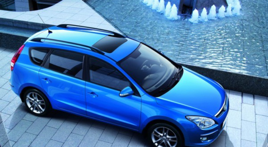 Hyundai dla Platiniego i reszty ekipy UEFA