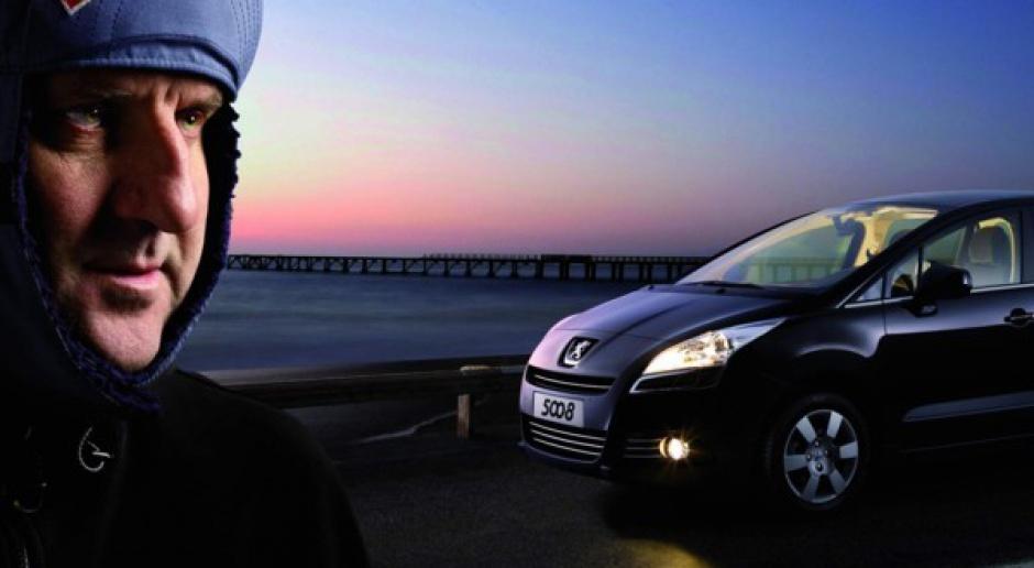 Znany podróżnik twarzą Peugeota