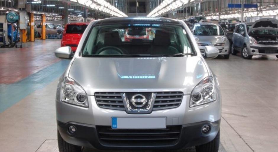 Nissan przywraca III zmianę w Sunderland