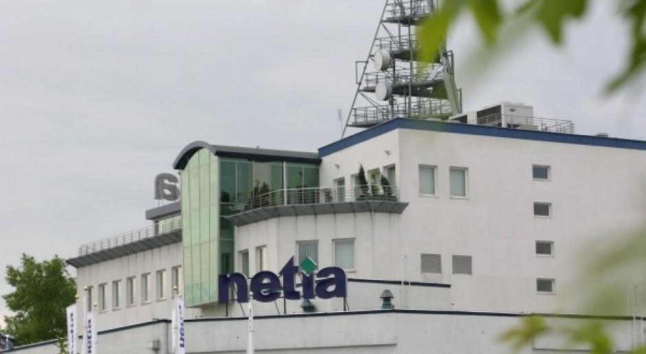 Netia zwiększyła liczbę klientów szerokopasmowego internetu
