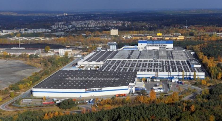Bridgestone zwiększa produkcję opon w poznańskiej fabryce