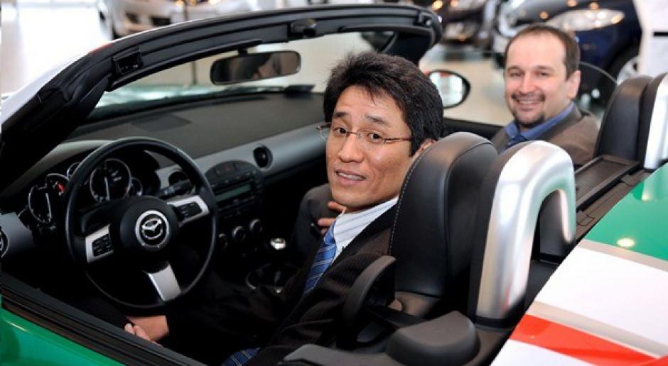 Nowy dyrektor zarządzający Mazda Motor Poland