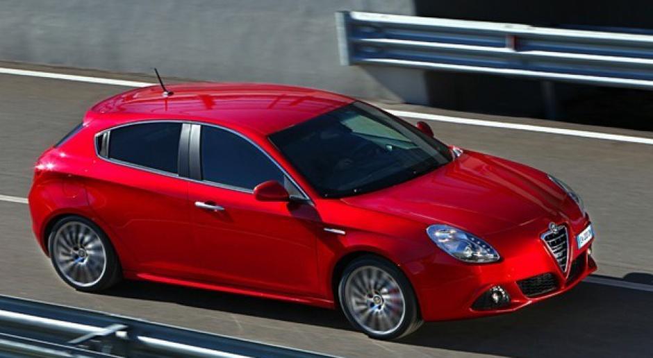 To może być przebój: Alfa Giulietta