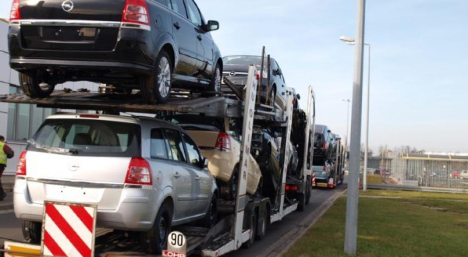 Sprzedaż aut w Europie dynamicznie rośnie