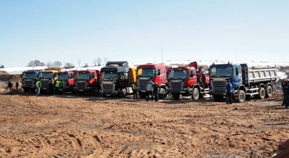 Zakończył się Scania Test Tour 2010