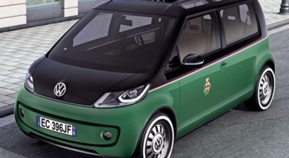 Volkswagen proponuje elektryczną taksówkę