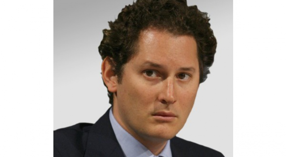 John Elkann mianowany prezesem Fiata