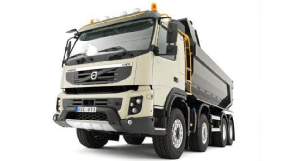 """Taki jest nowy Volvo """"budowlaniec"""""""