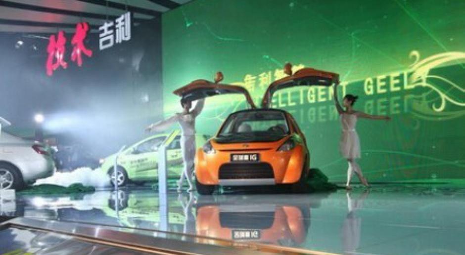Chińczycy pilnują trendów
