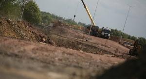 Rozpoczęto budowę kolejnego odcinka obwodnicy Poznania