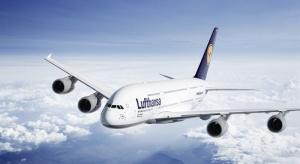 Lufthansa odbiera pierwszy samolot Airbus A380