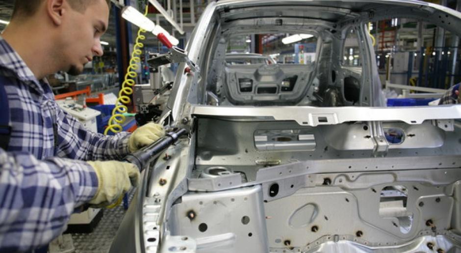 Wzrost produkcji przemysłowej w Unii Europejskiej