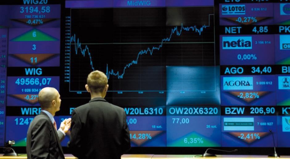 GPW zakwalifikowała do 'krótkiej sprzedaży' akcje 36 spółek i 40 serii obligacji