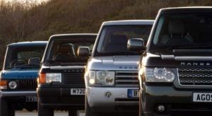 Range Rover skończył 40 lat