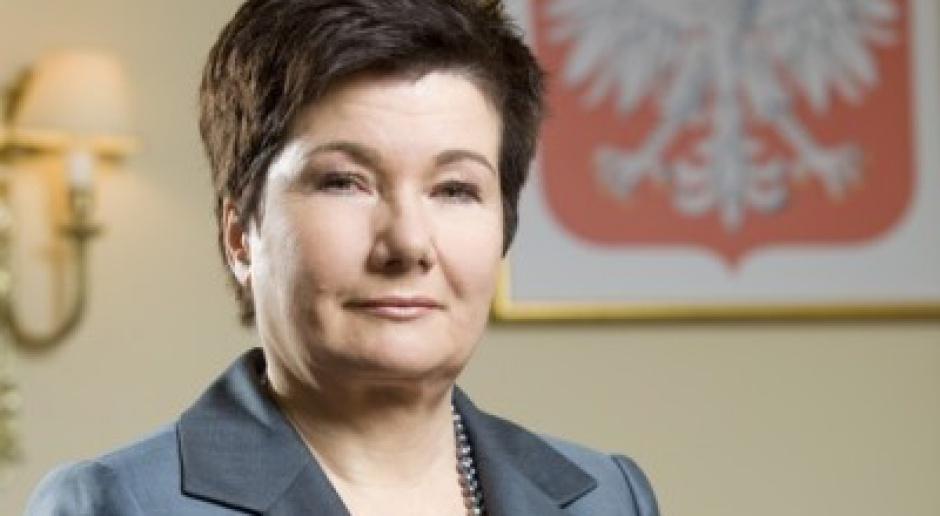 """Hanna Gronkiewicz-Waltz o możliwości modyfikacji """"janosikowego"""""""