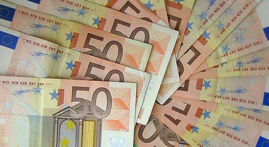 Spada liczba fałszywych banknotów euro wycofanych z obiegu