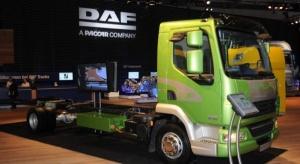 DAF wprowadza do produkcji ciężarową hybrydę