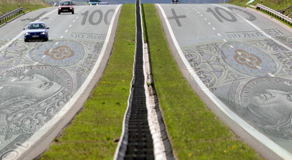 Do 2013 r. rynek budownictwa drogowego w Europie Środkowej przekroczy 15 mld euro