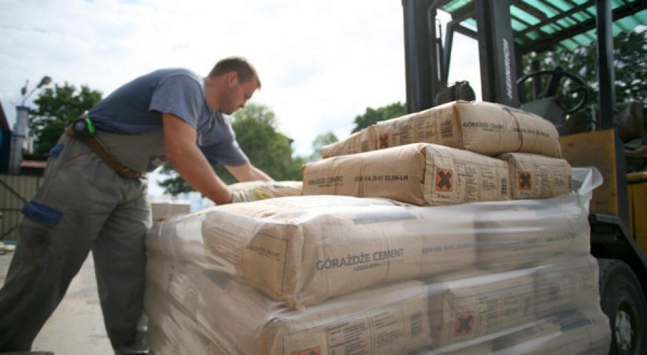 Cementownie zwiększają produkcję i moce wytwórcze