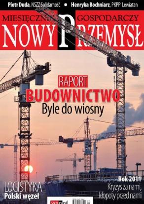 Nowy Przemysł 01/2011
