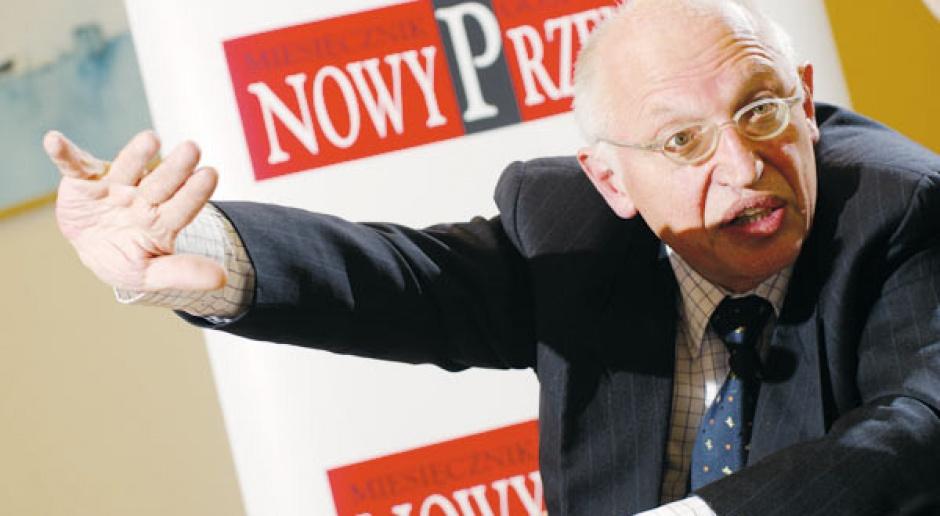 G. Verheugen: trzeba przekonać świat do redukcji emisji gazów cieplarnianych
