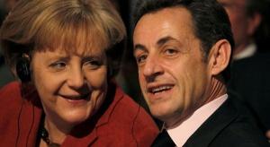Merkel i Sarkozy zapowiadają zacieśnienie eurolandu