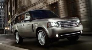 Jego Wysokość Range Rover
