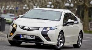 Elektryczny Opel już prawie na taśmie