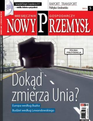 Nowy Przemysł 05/2011